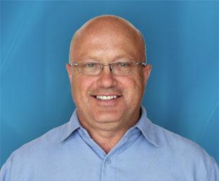 Aquatrols Territory Manager Walter Dea