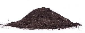 Soil mound