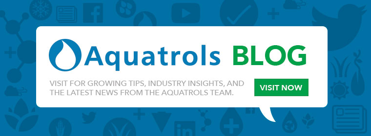 Aquatrols Blog: Visit for soil surfactant tips, industry insights and the latest news from the Aquatrols Team. Visit Now (button)