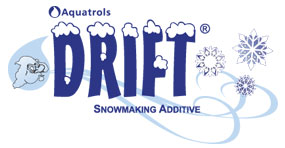 Drift Snowmaking Additive logo by Aquatrols