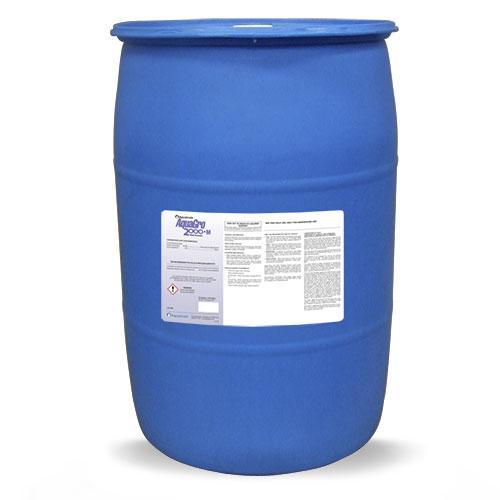 A drum of AquaGro 2000 M