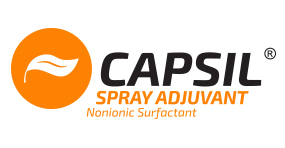 CapSil Spray Adjuvant Logo by Aquatrols