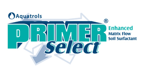 Primer Select Soil Surfactant Logo by Aquatrols
